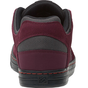 Five Ten Freerider - Zapatillas - gris/rojo